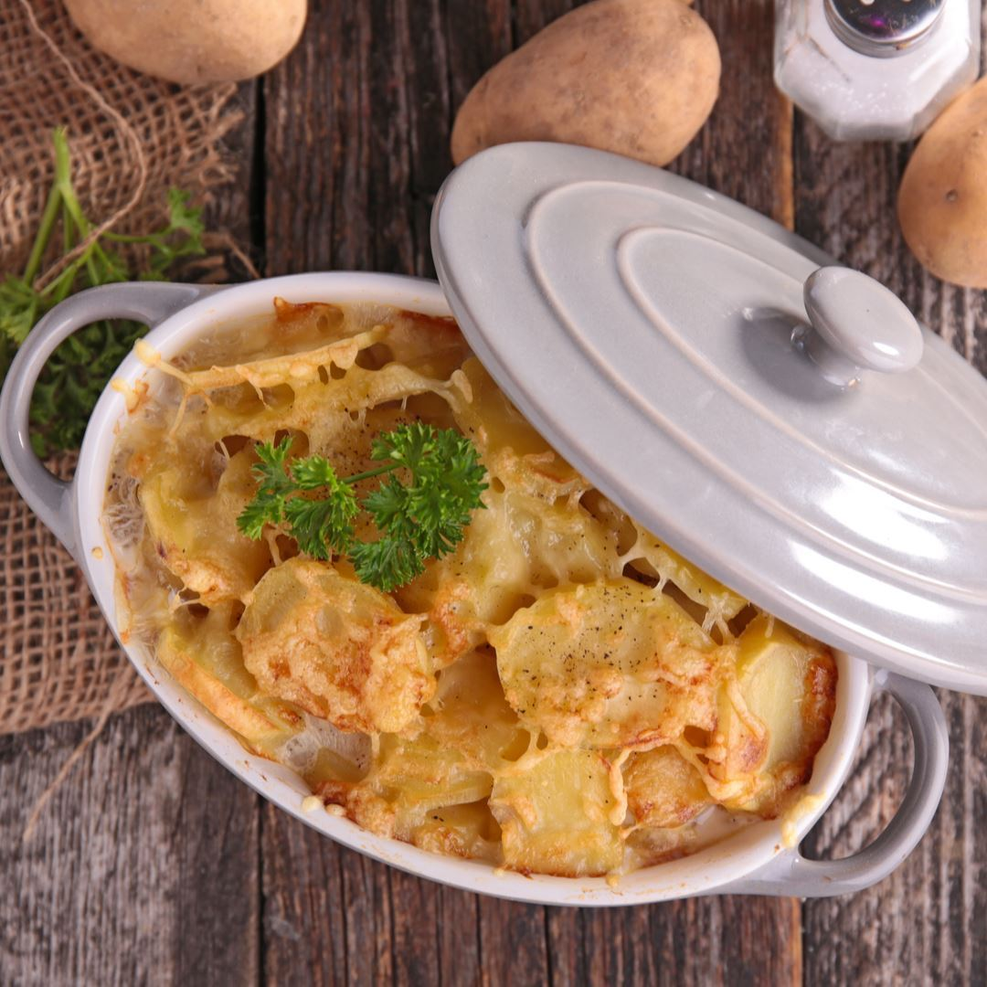 Le Gratin Dauphinois