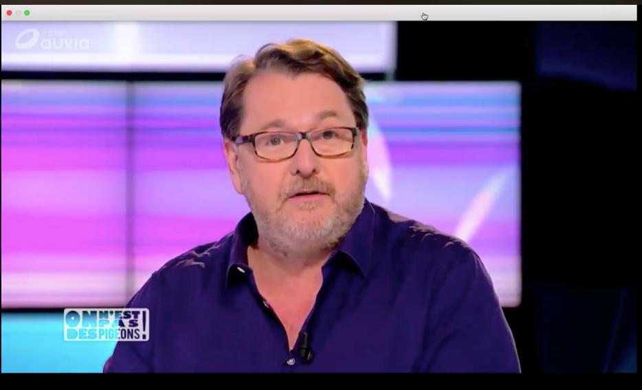 """Gustor getest door RTBF uitzending """"On n'est pas des pigeons"""""""
