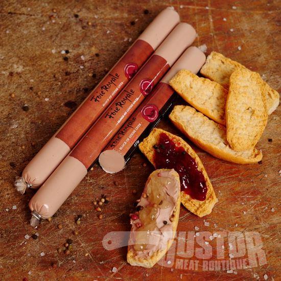 foie gras, foie d'oie royale, niet geforceerde voeding van ganzen, etische voeding