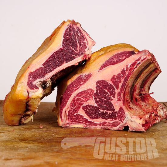 luing vlees, luing steak
